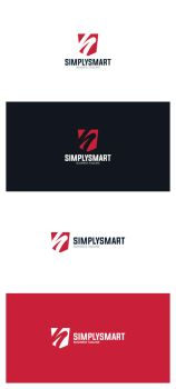 Simply Smart Logo by AlinDesign
