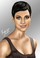 Morena Baccarin by punisher357