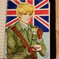 England from The Beautiful World by Nihonikitai