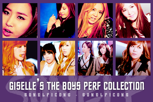 G's The Boys Perf Collection by sonelf