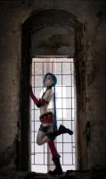 Do you ever wanna catch me? - Jinx |LeagueOfLegend by Shredinger-Cat