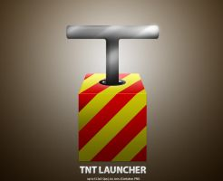TNT LAUNCHER icon by MDGraphs