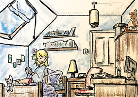 Lucy's Room by Mr-Xvious