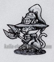 Veigar Cat by Kaila-Rips