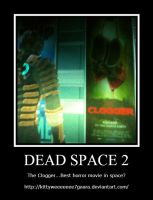Dead Space horror film by LeonKSpiderKitty