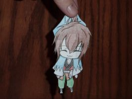 Souji Okita Paper Child by Akiri-chann