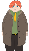 Detective Character by LordFluffers