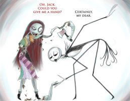Evil Sally....again... by QGildea