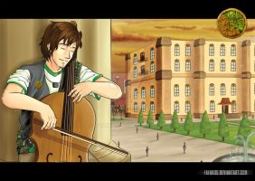 PN : Music In The Afternoon~ by fafakus