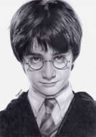 Harry James Potter by unnabanana