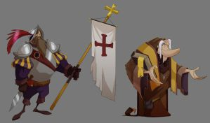 conquistadoods by doingwell