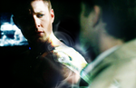 Handprint Dean and Castiel by closeyoureyes0329
