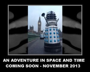 An Adventure in Space and Time - Daleks !!!!!!!!!! by DoctorWhoOne