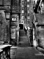 Edinburgh, Scotland by F-A-B-S