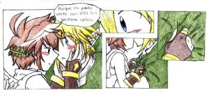comic of PitxLink part 5 by Tsubaki-Rishii