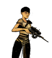 Furiosa no Background by Yetska