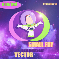 Small Fry Buzz Lightyear :3 by Dhaliixa1D