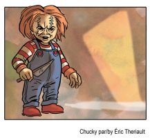 Chucky by mistertheriault