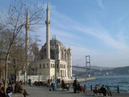 The Bosphorus - Istanbul by saint-ny