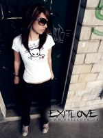 exitLOVE .1 by kahara