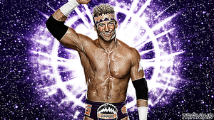 WWE: Zack Ryder #1 GFX by TheRatedRViper1