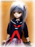 School Uniform for BJD (with free pattern link) by AnastasiasArts