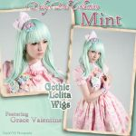 GLW - Daily Doll Mint by larkir