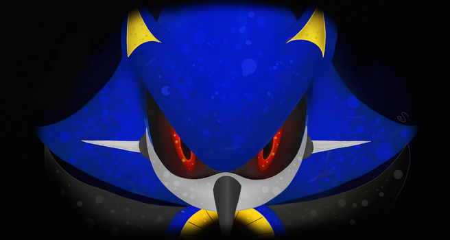 Robot Sonic by ThoseLovelyBones