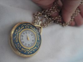 Pocket Watch by tightlippedsmile