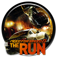 Need For Speed The Run Icon by mohitg