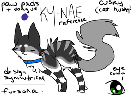 Ky-nae - another quick reference uwu by ky-nae