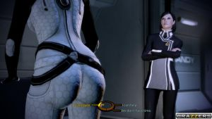 Mass Effect Brazzers by TheFreakyYeoman