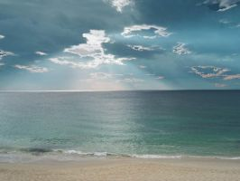 A Cloudy Day in Paradise by esheafer