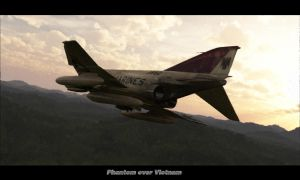 F4 over Vietnam by SwissAdA