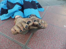 Gypsy barefoot feet by GypsyBarefootCecilia