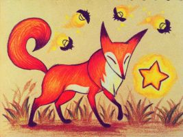 The Fox and The Star by Mootdam