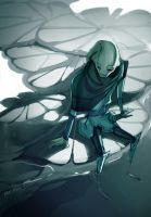 GLTAS: Saint Walker +Reflection+ by dou-hong