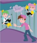 Timmy Turner 6teen style by Brockleon