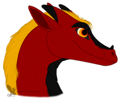 DF Babyfied by DracoFlameus