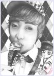 Adorkable: Kevin Woo (U-KISS) by ANGELOFPURITY1992