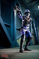 Mass Effect Tali Cosplay 2 by bgzstudios