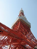 Tokyo Tower by Valka