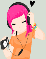 play the music louderr by p1plup