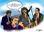 Where's Keith RIchards? by Punch-line-designs