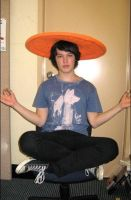 Ultimate Frisbee Meditation by Simanion