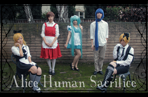 Alice Human Sacrifice - Cosplay MV by CtrlZProductions