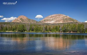 Two Peaks by mjohanson
