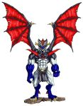 DEMON GREAT MAZINGER by grayfox78