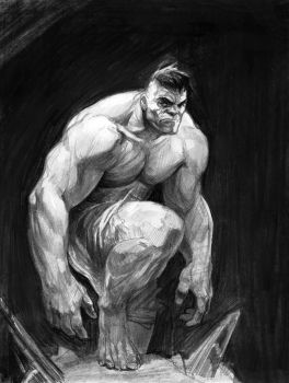 Hulk 00 by AlexPascenko