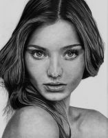 Miranda Kerr by edwfinish